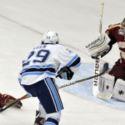 Freshman helps UMaine earn weekend sweep of Boston College