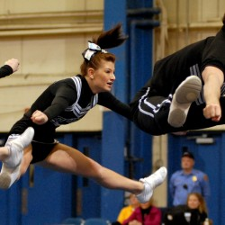 Hermon, Houlton capture cheerleading crowns