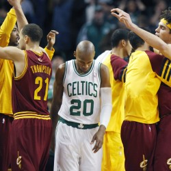 Celtics survive Cavs' comeback 93-90
