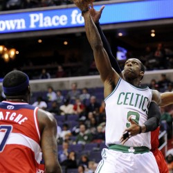 Brandon Bass stays hot in Celtics' victory over Wizards