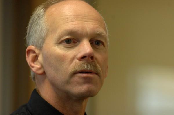 Bangor Police Chief Ron Gastia