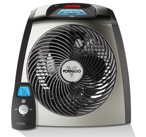 Vornado brings the space heater into the 21st century with its smart new models.