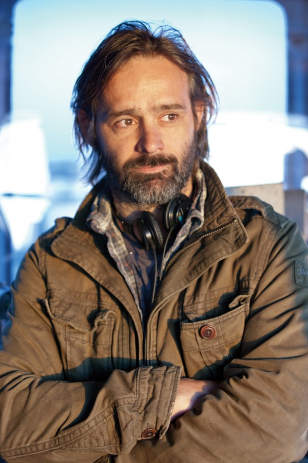 Director/producer Baltasar Kormakur on the set of &quotContraband,&quot a white-knuckle action-thriller about a man trying to stay out of a world he worked hard to leave behind and the family he'll do anything to protect.