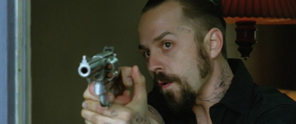 Giovanni Ribisi stars as thug Tim Briggs in &quotContraband,&quot a white-knuckle action-thriller about a man trying to stay out of a world he worked hard to leave behind and the family he'll do anything to protect.