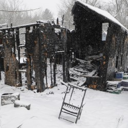 Investigators determine fire in Etna was set intentionally