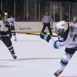 UMaine's O'Neill returns for Florida hockey tourney
