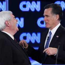 Romney looks to put Gingrich away in Florida