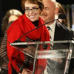 Giffords to read part of her upcoming audio book