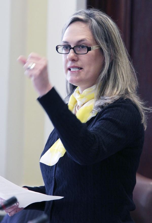 Sen. Cynthia Dill, D-Cape Elizabeth