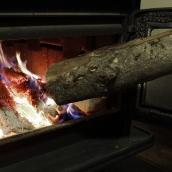 More Mainers heat with wood than thought