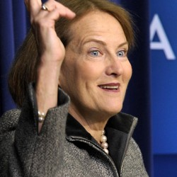 Mainer Karen Mills leaving job in Obama Cabinet