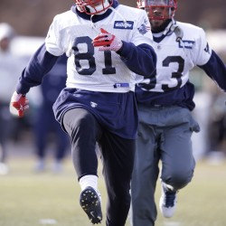 Patriots secondary still question mark vs. Giants