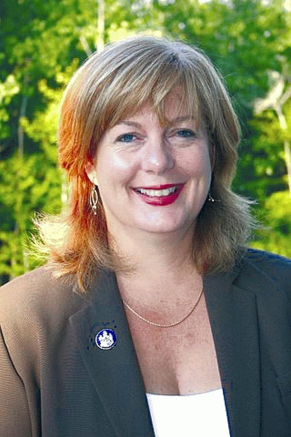 Sen. Debra Plowman, R-Hampden