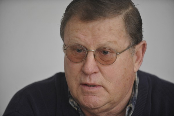 During an interview with the Bangor Daily News Jan. 23, 2012, former Penobscot County Sheriff Tim Richardson discusses his experience with the late Rev. Robert Carlson.