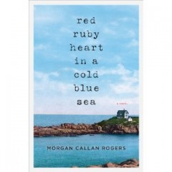 Maine author presents 'Ruby Red Heart in a Cold Blue Sea' at Bar Harbor Library