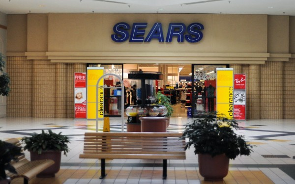 A Sears store in Longmont, Colo., displays sale signs on Thursday, Dec. 29, 2011. The Hoffman Estates-based retailer Sears announced specific stores it would close on Thursday, Dec. 29.