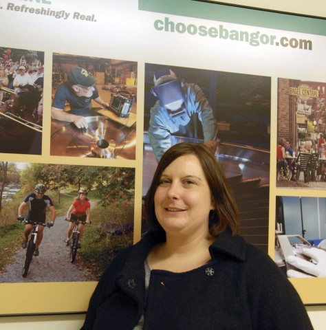 Shirar Patterson is a business development officer with the City of Bangor and the staff liaison for the Downtown Bangor Partnership, which is seeking vendors for the 2012 Bangor Outdoor Market.