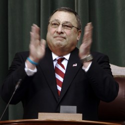 LePage signs bill to assist domestic violence victims