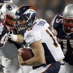 Broncos tip Steelers as Tebow rules in OT
