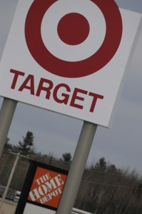 Target clerk refuses to take coins for transaction