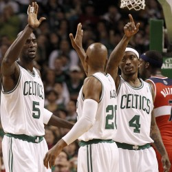 Wizards' scoring balance sinks Celtics in regular-season finale