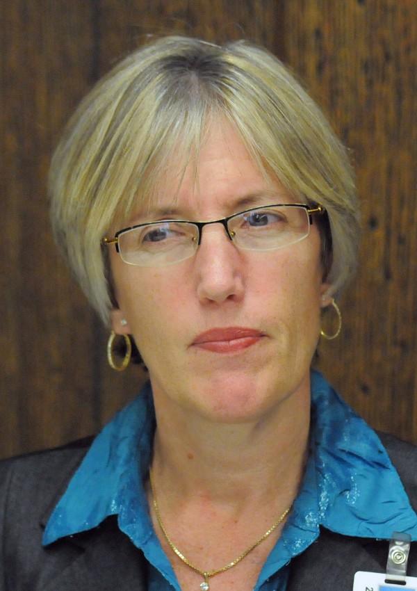 Bangor Schools Superintendent Betsy Webb.