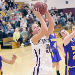 Woodward, Triandafillou spark Orono girls basketball win over archrival Old Town