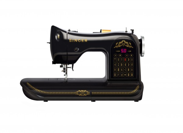 To commemorate the Singer brand's 160th anniversary, Singer Sewing Company will launch the Singer 160 Limited Edition sewing machine on a home shopping network on Thursday, Jan. 26.