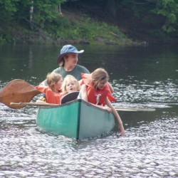 Camp  Forest in Maine preserves, and teaches wilderness skills from around the world.