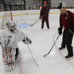 Youth hockey aided by Learn to Skate, Learn to Play programs