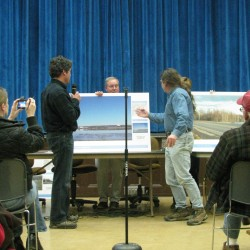 Residents, property owners share worries about property value loss if Searsport tank is built