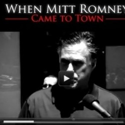 The Bain of Romney's existence