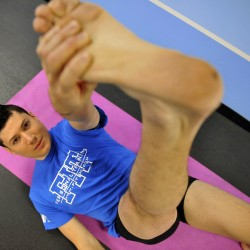 Stretching guru: 'Movement is an opportunity, not an inconvenience'