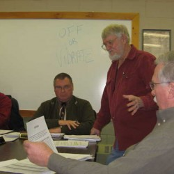 Friday, Nov. 4, 2011: Wind power, Hampden politics and voter responsibilities
