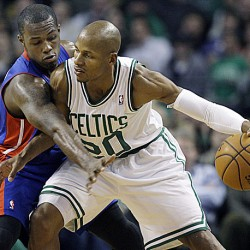 Celtics hold off Pistons to secure playoff berth
