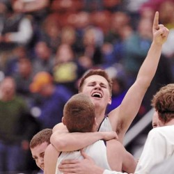 Berry's basket lifts Mt. Blue boys to overtime win over Bangor