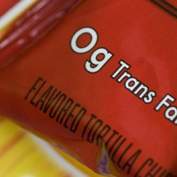 Kids' cholesterol down; fewer trans fats cited