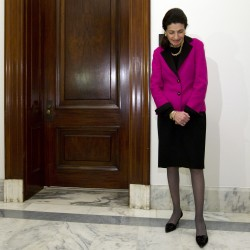 Sen. Olympia Snowe urges return to Founding Fathers' blueprint in farewell speech