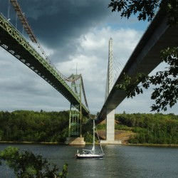 DOT to do maintenance on Penobscot Narrows Bridge April 24-June 6