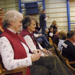 Basketball tournament fan recalls playing in the old Bangor Auditorium