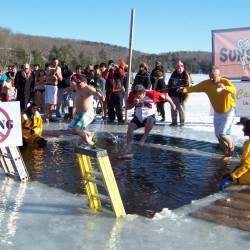 POLAR DIP for SPECIAL OLYMPICS of AROOSTOOK