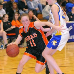 Rossignol, Wilson power Van Buren girls past Shead