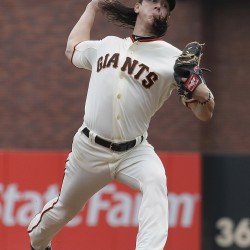 Giants ace Lincecum asks for $21.5 million