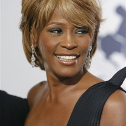 Whitney Houston, pop titan, dies at 48