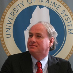 Old Town CEO James Page to serve as UMaine System chancellor