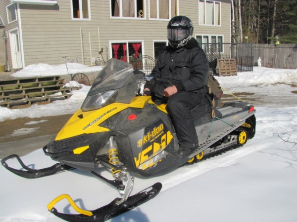 Maine wardens say they are looking for 47-year-old Joey Mann of Dixfield who is missing after leaving his home to go snowmobiling on Friday with plans to ride to Sabattus Pond in Wales.
