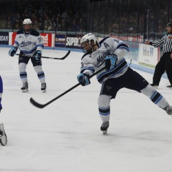 UMaine rallies for overtime win over Alabama-Huntsville