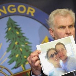 Couple sought in missing Florida firefighter case located by Bangor police