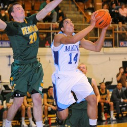 Vermont outlasts undermanned UMaine in America East quarterfinals