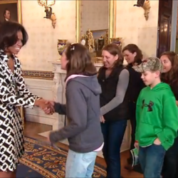 Appleton girl's recipe wins her a seat at White House's 'Kids' State Dinner'